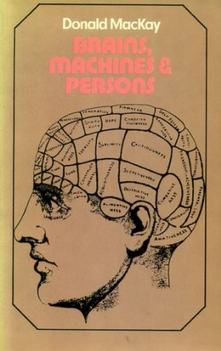 9780002155250: 'BRAINS, MACHINES AND PERSONS'