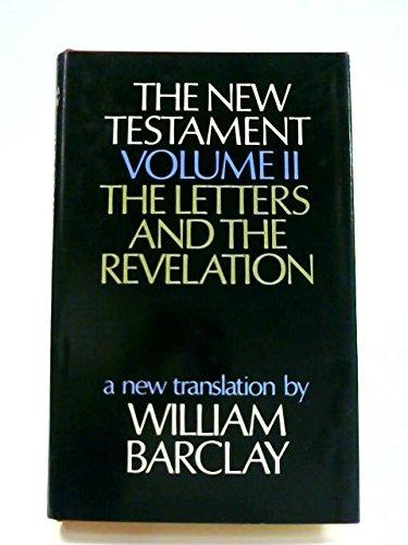 9780002155540: New Testament: Letters and Revelation v. 2