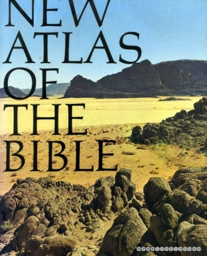 9780002155557: New Atlas of the Bible