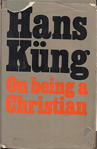 9780002156103: On Being a Christian