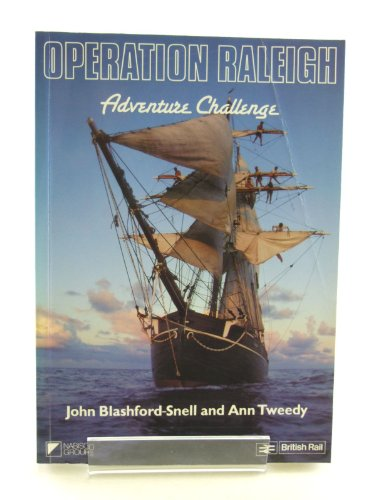 9780002156110: Operation Raleigh - Adventure Challenge