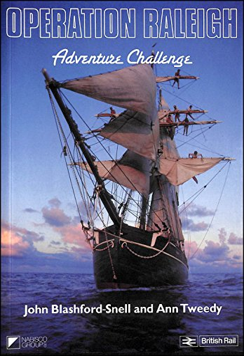 9780002156110: Operation Raleigh - Adventure Challenge