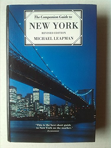 9780002156257: New York (Companion Guides)