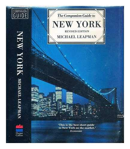 9780002156257: New York (Companion Guides)