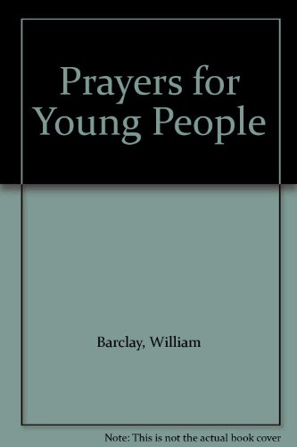 9780002156387: Prayers for Young People