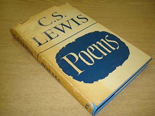 9780002156462: Poems