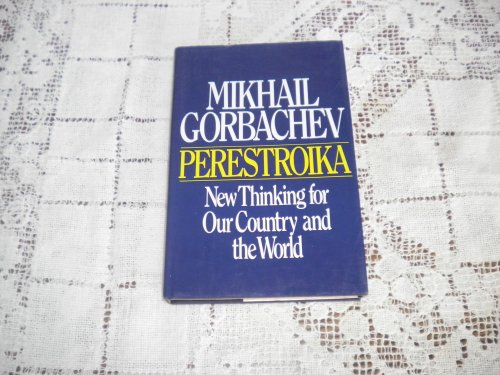 9780002156608: Perestroika: Our Hopes for Our Country and Our World