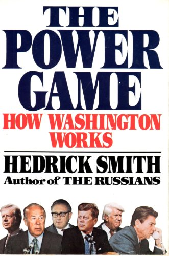 9780002156615: The Power Game - How Washington Works