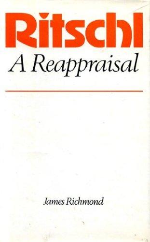9780002157148: Ritschl: A Reappraisal