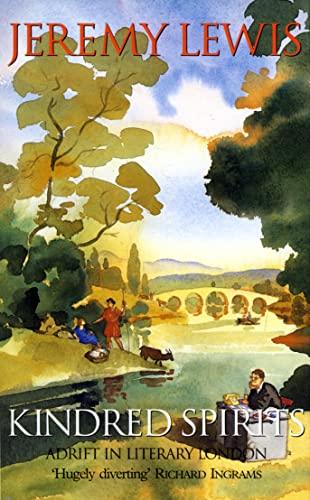 9780002157162: Kindred Spirits: Adrift in Literary London