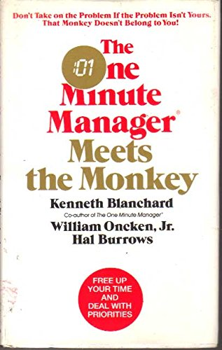 9780002157384: The One Minute Manager Meets The Monkey (The One Minute Manager)