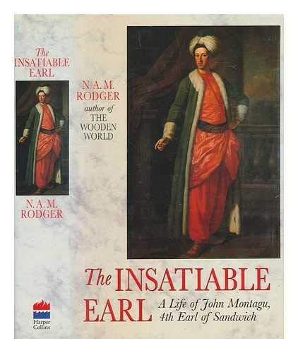 9780002157841: Insatiable Earl: Life of John Montagu