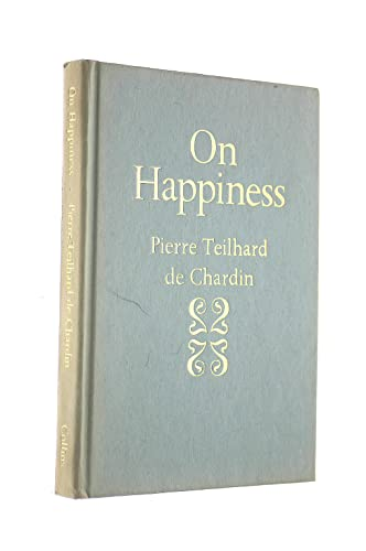 9780002158183: On Happiness, U.S. Edition