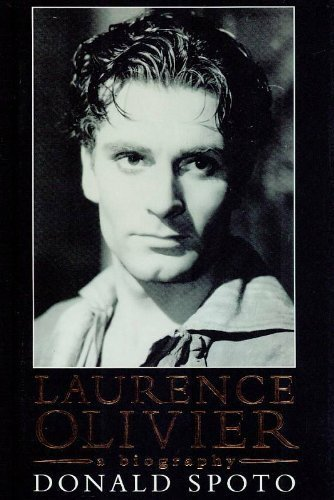 9780002158572: Laurence Olivier. A Biography