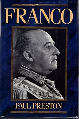 9780002158633: Franco: A Biography