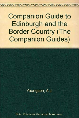 9780002159357: Companion Guide to Edinburgh and the Border Country (The Companion Guides)