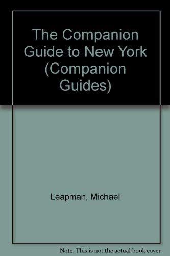 9780002159524: Companion Guide New York Tpb (Companion Guides)