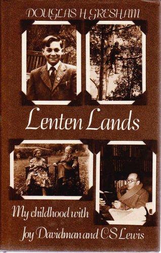 9780002159562: Lenten Lands