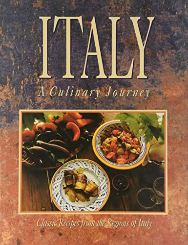 9780002159609: Italy: A Culinary Journey