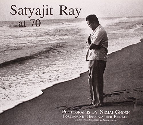 9780002160100: Satyajit Ray at 70 as Writer, Designer, Actor, Director, Cameraman, Editor, Composer