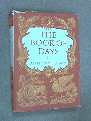 9780002160858: The Book of Days