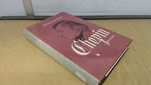 Chopin: A Biography (0002160897) by Adam Zamoyski
