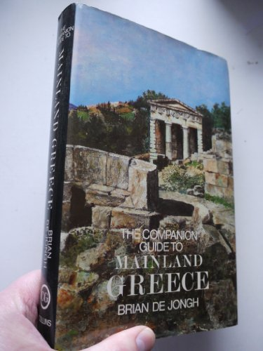 9780002161114: Mainland Greece (Companion Guides)
