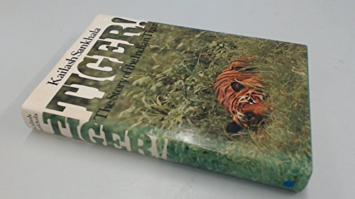 9780002161244: Tiger!: The story of the Indian tiger