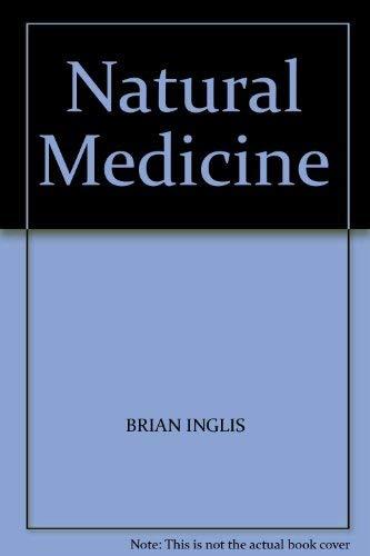 9780002161459: Natural Medicine