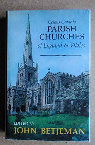 9780002161664: Guide to Selected English Parish Churches