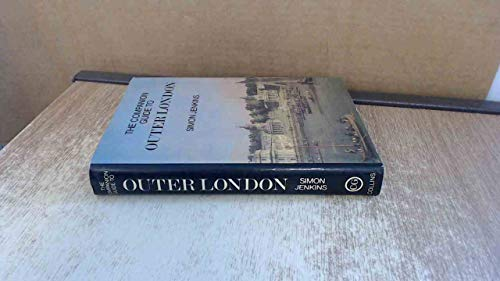 9780002161862: Outer London (Companion Guides)