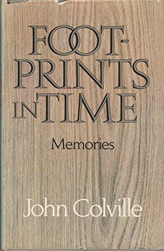 9780002162487: Footprints in Time: Memories