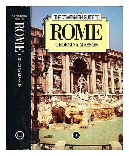 9780002162777: The Companion Guide to Rome