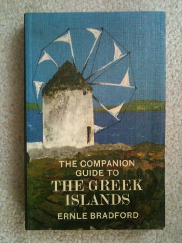 9780002162821: The companion guide to the Greek islands