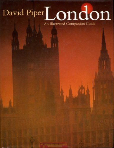 9780002162876: London an Illustrated Companion Guide