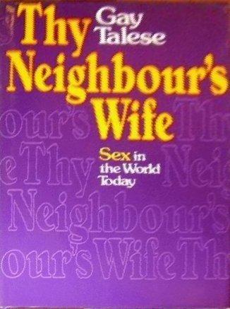 9780002163071: Thy Neighbour's Wife