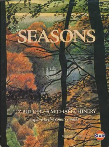 The Seasons (0002163195) by Butler, Liz; Chinery, Michael
