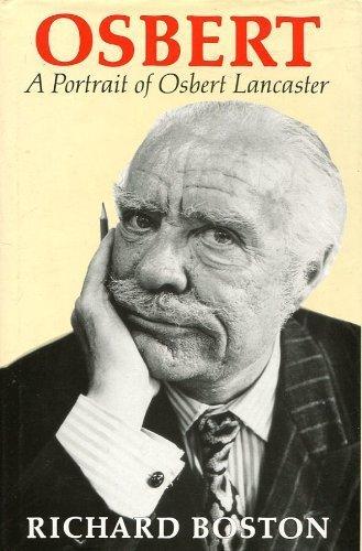 9780002163248: Osbert: Portrait of Osbert Lancaster