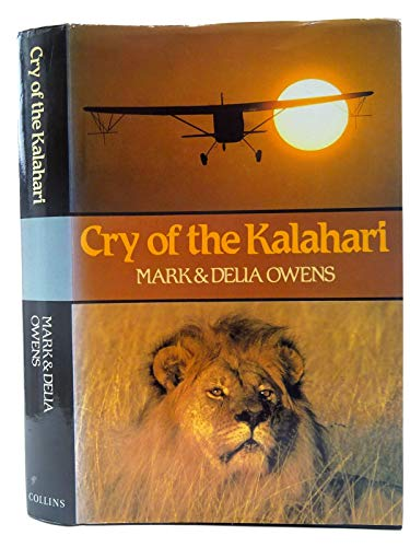 9780002163576: Cry of the Kalahari