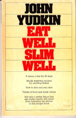9780002163965: Eat Well Slim Well