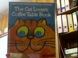9780002164535: Cat-lover's Coffee-table Book
