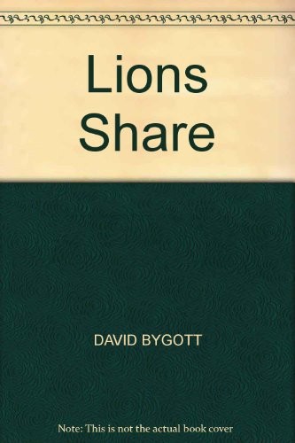 9780002164559: Lions Share