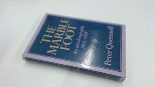 9780002165099: Marble Foot