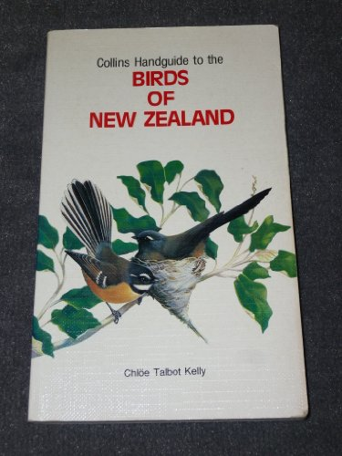 9780002165334: Collins Handguide to the Birds of New Zealand (Collins Pocket Guide)