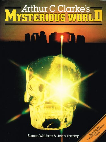 9780002165365: Arthur C. Clarke's mysterious world