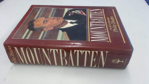 MOUNTBATTEN THE OFFICIAL BIOGRAPHY