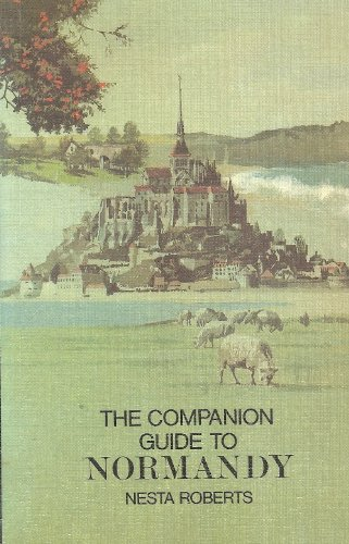 9780002165532: The Companion Guide to Normandy