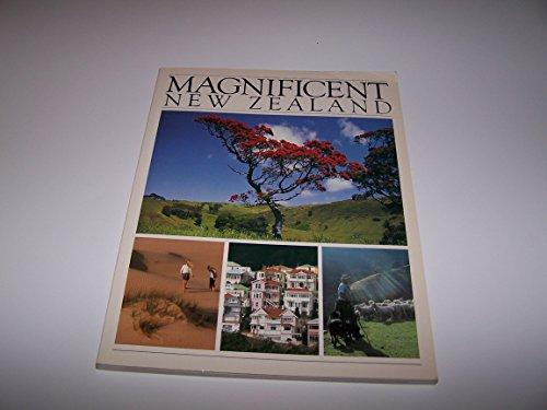 9780002165679: Magnificent New Zealand