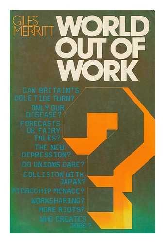 9780002166348: World Out of Work