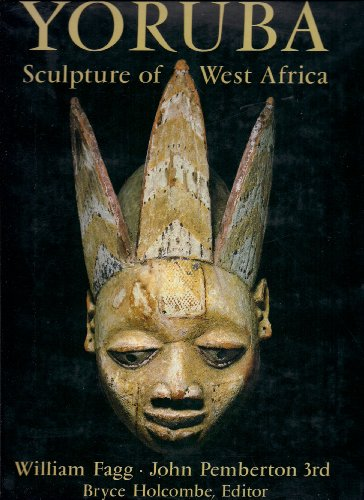 9780002166379: Yoruba Sculpture
